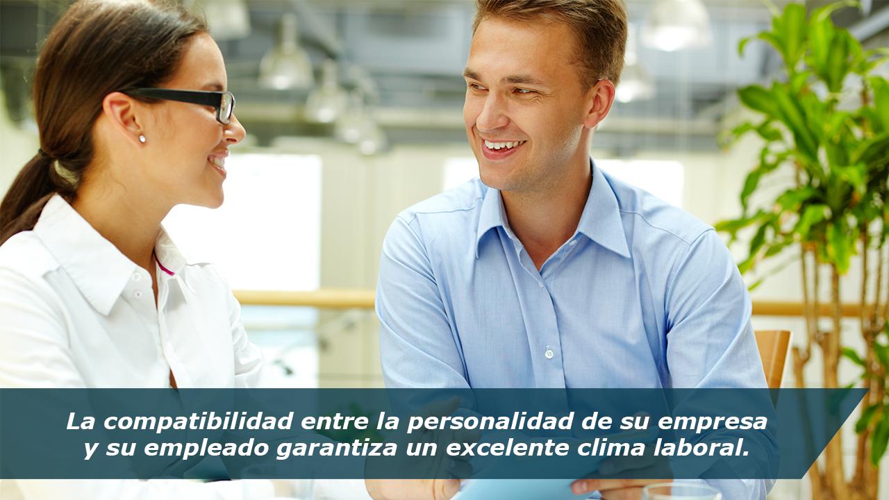 El secreto para un excelente clima laboral en su PYME.