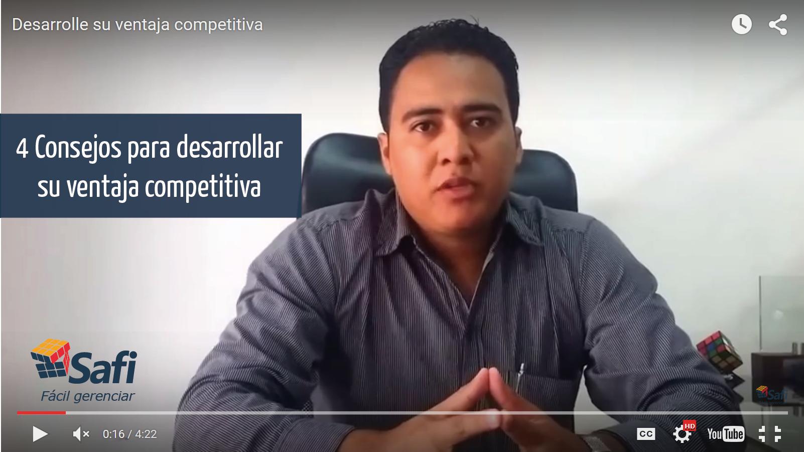 4 Consejos para desarrollar su ventaja competitiva